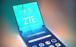 Đâu chỉ có Samsung, ZTE cũng đang ấp ủ một mẫu smartphone màn hình gập dọc thú vị không kém