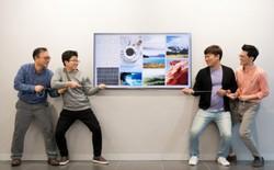 Samsung tham vọng biến mọi TV có thể kết nối không dây, giảm mọi phiền hà do dây nối chằng chịt
