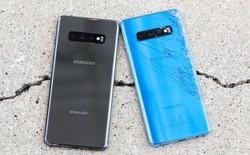 Thử nghiệm thả Galaxy S10+ mặt lưng gốm và Galaxy S10+ mặt lưng kính: đã hiểu vì sao bản gốm đắt tiền thế