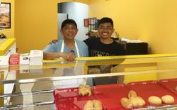 Dòng tweet tình cảm của cậu con trai đã cứu sống tiệm bánh của ông bố như thế nào?