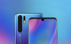 Huawei P30 và P30 Pro lộ giá bán hấp dẫn