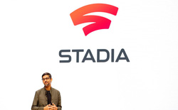 """""""Âm mưu marketing"""" đầy khôn ngoan của Google đằng sau logo Stadia"""