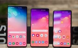 Nhờ Galaxy S10, thị phần smartphone Samsung tại Trung Quốc tăng gần 4 lần