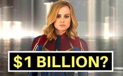 Chưa đầy 2 tuần, Captain Marvel đã thu về 760 triệu USD, băng băng tiến tới cột mốc 1 tỷ USD