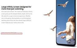 """Samsung xác nhận Galaxy A90 sẽ sở hữu màn hình không khiếm khuyết mang tên """"Notchless Infinity"""""""