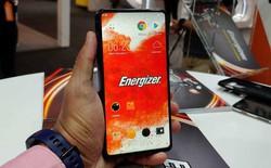 Smartphone pin 18.000 mAh Energizer P18K Pop được gây quỹ trên IndieGogo, giá 550 USD
