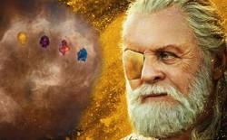 Giả thuyết: Odin dự định thu thập toàn bộ đá vô cực nhưng tình yêu đã ngăn ông lại!