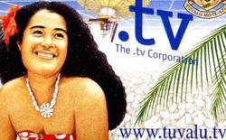 """Quốc đảo Tuvalu - Nền kinh tế kỳ lạ: Hết dựa vào cho thuê đầu số đẹp cho dịch vụ trò chuyện khiêu dâm, lại sống nhờ bán bản quyền tên miền """".tv"""""""