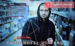 AI Nhật Bản có thể phát hiện ra kẻ nào đang chuẩn bị ăn trộm trong siêu thị