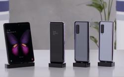Lộ điểm benchmark cho thấy Samsung Galaxy Fold sẽ không dùng chip Exynos