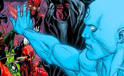 Dr. Manhattan, nhân vật mạnh nhất nhì DC hé lộ sự thật bất ngờ đằng sau sức mạnh của Ma thuật