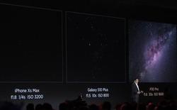 """Huawei đã """"dìm"""" iPhone XS Max và Galaxy S10+ như thế nào trong sự kiện ra mắt P30 và P30 Pro?"""