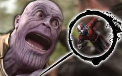 Đằng sau giả thuyết cực mệt trên Reddit: Ant-Man thu nhỏ rồi hóa khổng lồ xé tan bàn tọa của Thanos