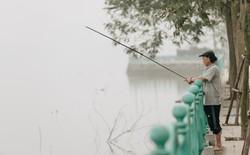 Hà Nội ngập trong sương bụi mù mịt bao phủ tầm nhìn: Tình trạng ô nhiễm không khí đáng báo động!