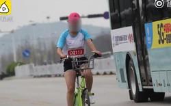 Một nữ VĐV Trung Quốc bị treo giò cả đời vì đạp xe trong giải chạy marathon