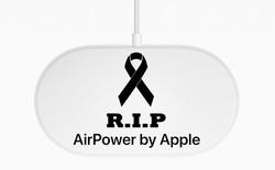 Apple khai tử AirPower do không thể đáp ứng các tiêu chuẩn chất lượng