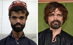 Anh bồi bàn Pakistan bỗng dưng nổi tiếng vì có ngoại hình giống hệt tài tử 1,35m trong 'Game Of Thrones'
