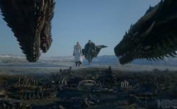 [Việt hóa] Trailer Game of Thrones mùa cuối chính thức lên sóng: Quân đoàn bóng trắng gõ cửa Winterfell