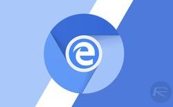 Rò rỉ giao diện trình duyệt Microsoft Edge mới trên nền Chromium, trông rất giống Google Chrome