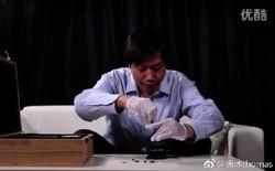 CEO Xiaomi Lei Jun hứa sẽ tự tay lắp ráp Mi 9 nếu không sản xuất kịp tiến độ