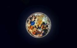 Ảnh chụp Mặt trăng đầy rực rỡ này là thành quả của việc ghép 150.000 bức hình lại với nhau