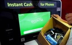EcoATM: Cây máy ATM đặc biệt không giao dịch tiền mà chỉ thu mua thiết bị cũ, hư hỏng với giá hấp dẫn
