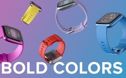 Fitbit ra mắt Versa Lite để đấu Apple Watch: pin 4 ngày, theo dõi giấc ngủ, nhiều màu, giá chỉ 160 USD