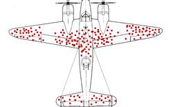"""Chuyện gắn giáp vào máy bay trong Đệ nhị Thế chiến và giả thuyết mang tên """"Thiên vị sống sót"""""""