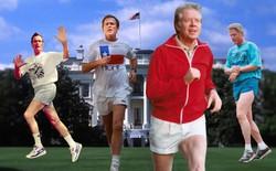 Nổi tiếng yêu thể thao, các đời Tổng thống Mỹ thích đeo sneakers gì khi đi chạy?