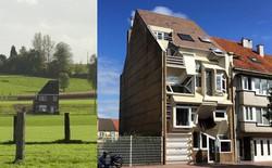 Quy định kiến trúc cực thông thoáng khiến nhà cửa ở Bỉ dị nhất thế giới xem thì biết