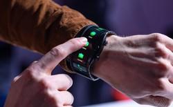 Cận cảnh Nubia Alpha: Smartphone đeo trên cổ tay đầu tiên trên thế giới