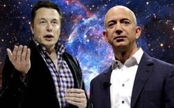 Elon Musk vừa 'troll' Jeff Bezos trên Twitter, gọi ông chủ Amazon là 'đồ bắt chước'