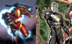 Đây là 5 bộ giáp mạnh mẽ và toàn năng nhất mà Tony Stark từng xài để gõ lại kẻ xấu