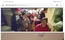 Tìm mạng Wi-Fi, khách Airbnb phát hiện camera quay lén giấu trong thiết bị báo khói