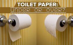 Bằng sáng chế 128 năm tuổi này tiết lộ cách thích hợp để treo giấy vệ sinh