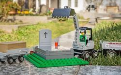 Một nghĩa trang ở Áo tung ra bộ xếp hình LEGO chủ đề... đám tang, bạn có dám mua cho con mình chơi?
