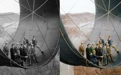 """Những khoảnh khắc lịch sử hiếm hoi được """"tô màu"""", cho ta cái nhìn rõ ràng hơn về quá khứ"""