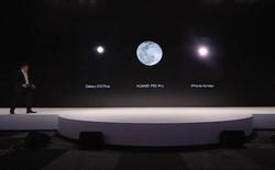 """Huawei phản hồi việc P30 Pro bị tố dùng hình ảnh có sẵn để dựng lại ảnh chụp Mặt trăng: """"AI không thay thế hình ảnh kiểu đó"""""""