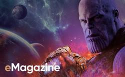 Thanos - Từ nhân vật 'vay mượn' DC Comics đến vai phản diện tuyệt vời nhất trong lịch sử phim ảnh