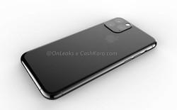 Rò rỉ render iPhone 2019 với cụm camera tích hợp luôn vào kính mặt lưng cho đỡ xấu
