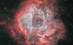 Ngắm nhìn bức ảnh chụp tinh vân Rosette cách Trái đất 5000 năm ánh sáng đã lọt vào 'mắt xanh' của NASA