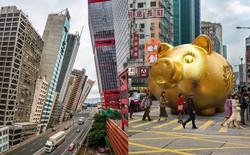 """Chiêm ngưỡng một Hồng Kông """"ảo lòi"""" qua con mắt của nghệ sĩ siêu thực"""