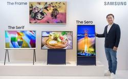 Samsung sắp tung ra dòng TV QLED mới: màn hình nằm dọc mang lại trải nghiệm như xem trên smartphone, giá 1630 USD