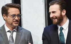 Robert Downey Jr. tặng Chris Evans một chiếc xe ô tô độ sau khi quay xong bộ phim bom tấn Avengers: End Game