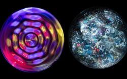 Như lạc vào Quantum Realm với loạt ảnh sóng âm của nhiếp ảnh gia yêu khoa học