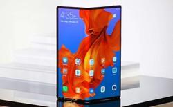 Huawei chính thức niêm yết smartphone màn hình gập Mate X trên trang chủ, sẽ bán ra từ tháng 6