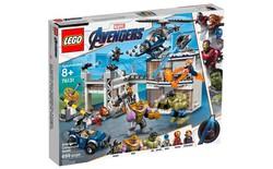"""Marvel Studios ra mắt cùng lúc 5 bộ LEGO """"Avengers: Endgame"""" cực xịn khiến fan phát sốt"""