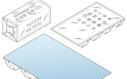 Samsung đệ trình sáng chế smartphone có thể gập thành hình cục gạch