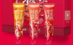 Tê mồm với kem đánh răng vị lẩu Tứ Xuyên vừa ra mắt tại Trung Quốc