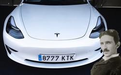 """Mỹ: Có 109 đứa trẻ được đặt tên là """"Tesla"""" trong năm 2018"""